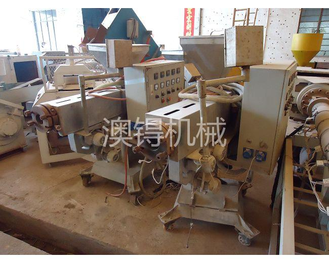 Used extrusion equipment (Australia technetium machinery